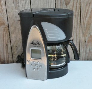 Smart Coffee Maker With Grinder : Melitta Smart Mill & Brew 10 Cup Automatic Coffee Maker Grind & Brew