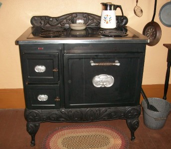 Details About Vintage Kenmore Country Kitchen Electric Range 1960 S