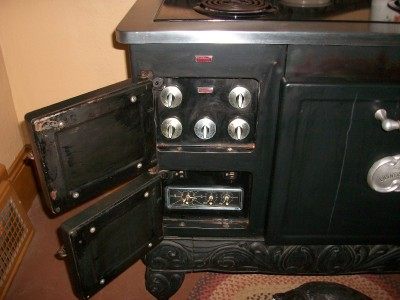 Kitchen Stove Kenmore Electric Country