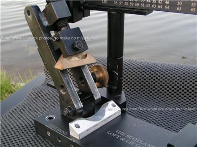 Scotland Loft Amp Lie Machine Golf Club Gauge Bending Bar
