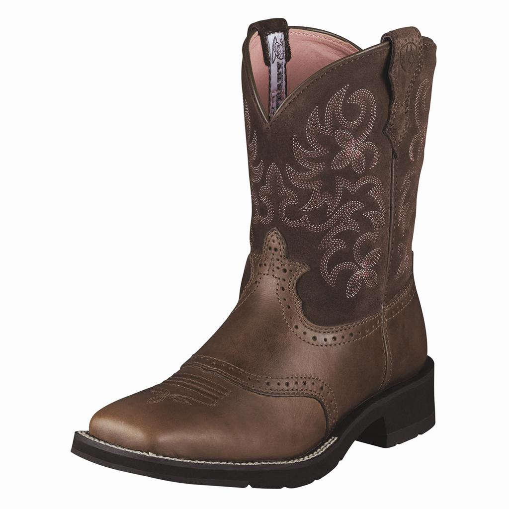 Watch - Cowboy Womens boots square toe video