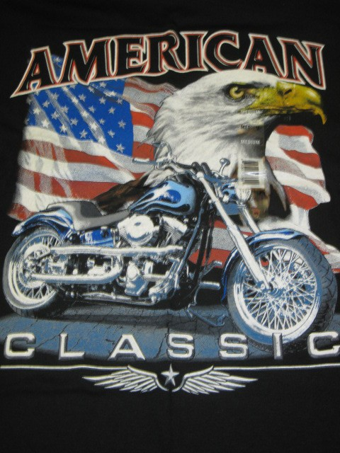 New american classic t shirt with bald eagle american flag for New american classic