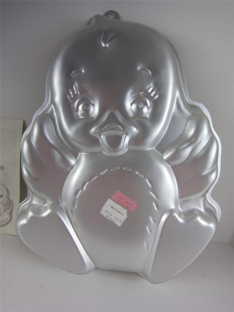 Penguin Cake Pan Wilton