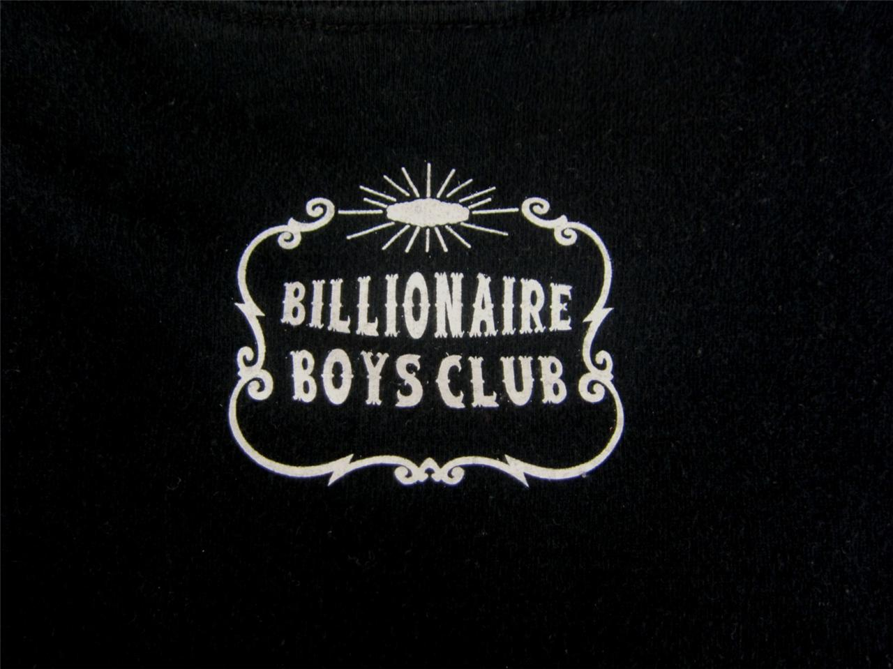 Billionaire boys club on Shoppinder