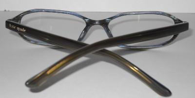 Kate Spade Melissa Women Eyeglasses 0Y06 Marbled Brown Blue 50 16 130