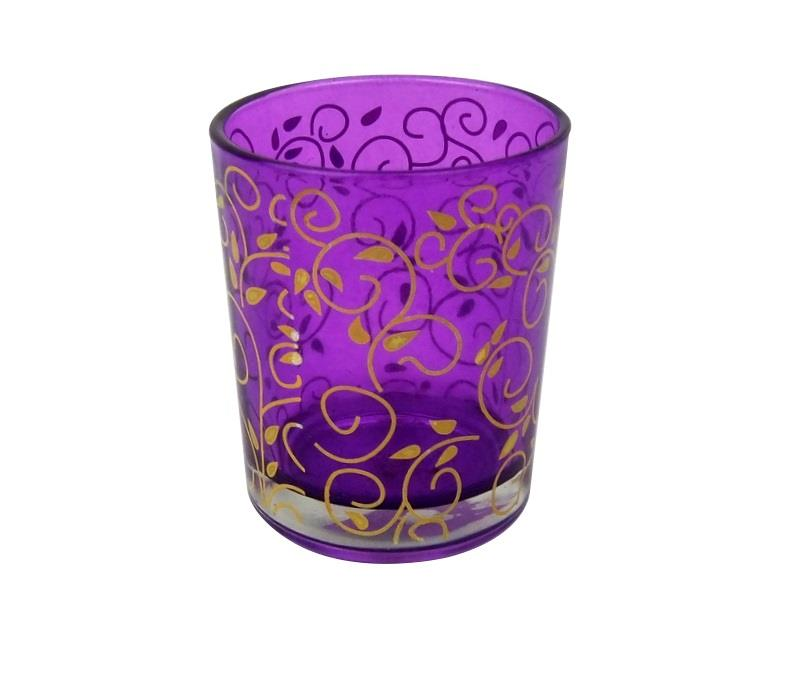 Tea Light Candle Holders Moroccan Glass Tealight Votive