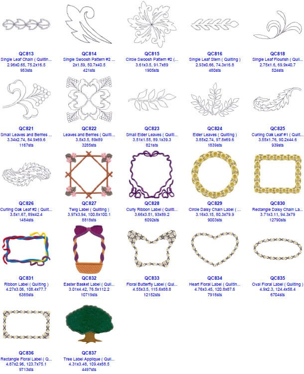 STITCHITIZE EMBROIDERY DESIGNS