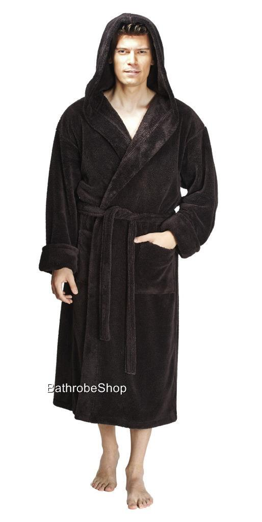 Thick Terry Cloth Robe Xxl Mens