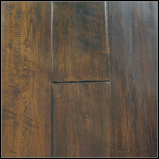 "Hand Scraped Maple Oxford By Vintage Hardwood Flooring: Solid Hand Scraped 3/4"" X 5"" Hard Maple Walnut Hardwood"