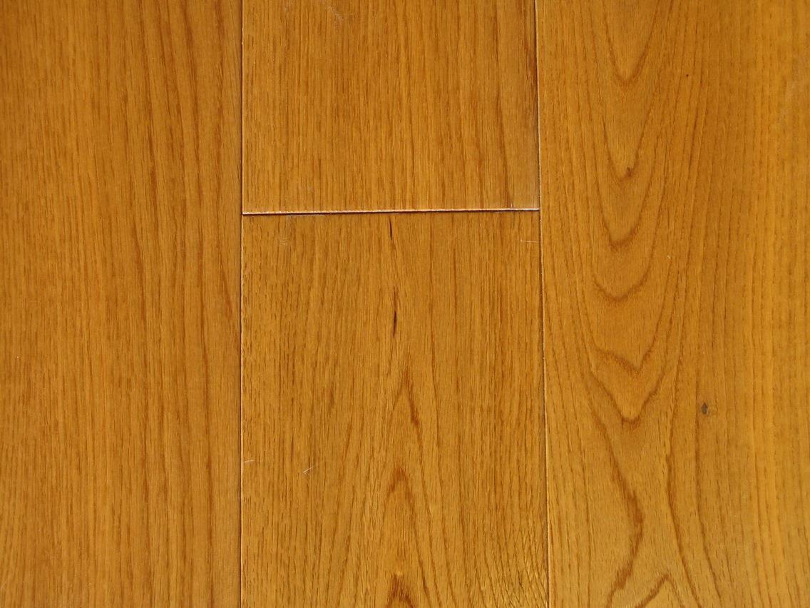 Prefinished solid white oak golden 3 4quot x 5quot hardwood for Golden select flooring dealers
