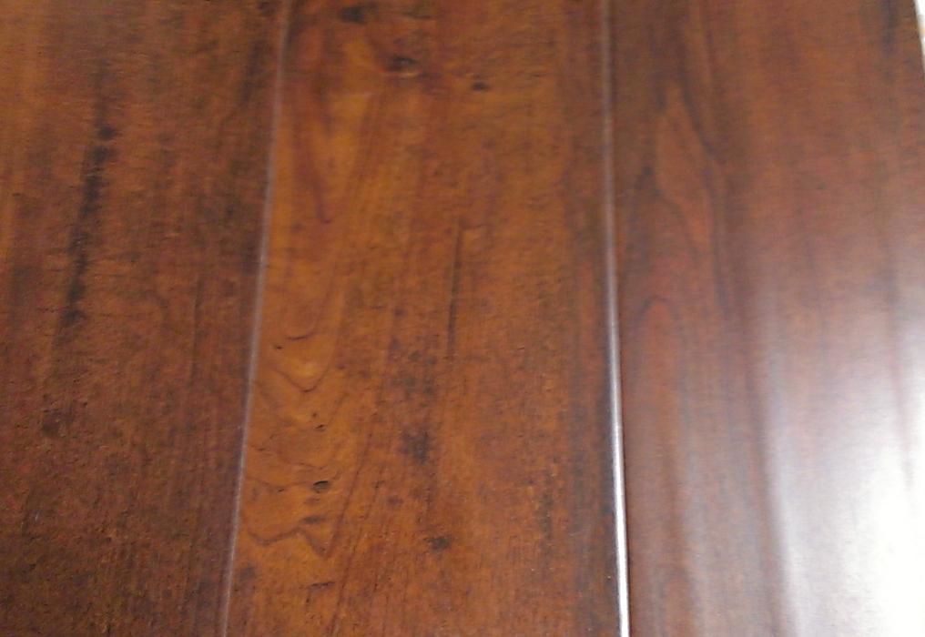 Distressed Laminate Flooring : Laminate flooring hand scraped distressed