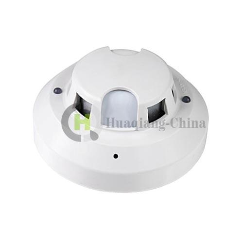 smoke detector spy wireless color camera hot 4gb video ebay. Black Bedroom Furniture Sets. Home Design Ideas