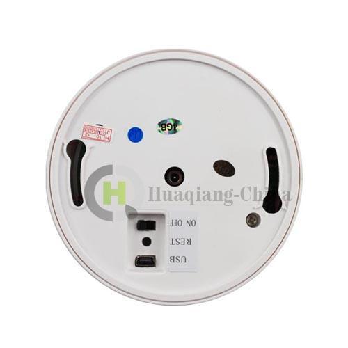 smoke detector spy wireless color camera hot 4gb video ebay. Black Bedroom Furniture Sets. Home Design Ideas