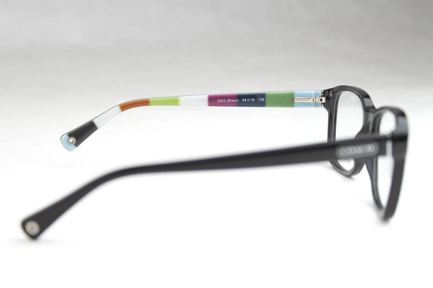 Coach Eyeglass Frames Hc6013 : New Coach HC 6013 Julayne Eyeglasses Frames Black 5002 ...