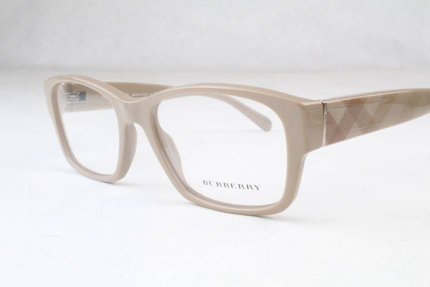 New Burberry 2127 Eyeglasses Frames Sand 3376 Authentic ...