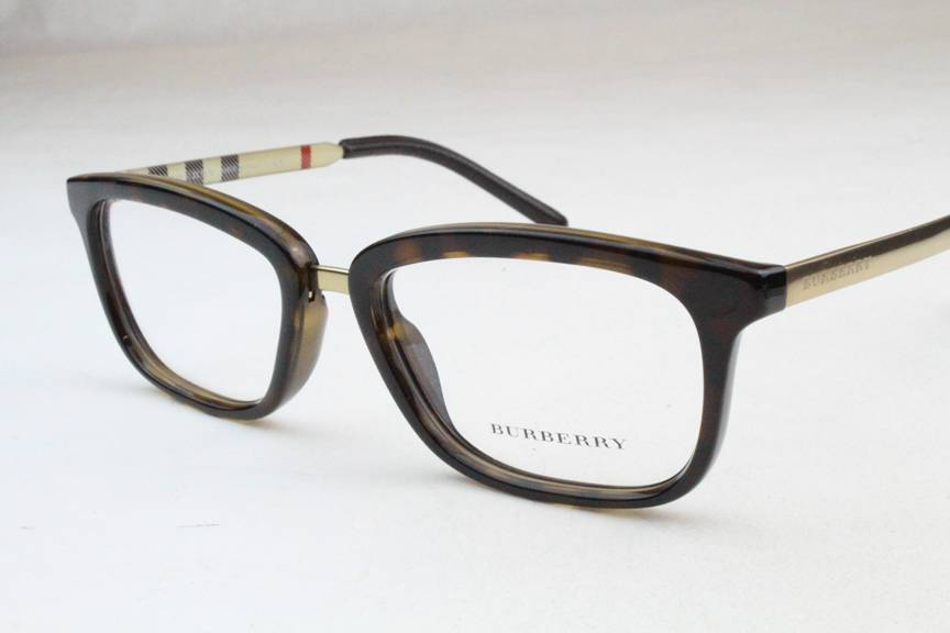 New Burberry Eyeglass Frames : New Burberry BE 2160-Q Eyeglasses Frames Havana Gold 3002 ...