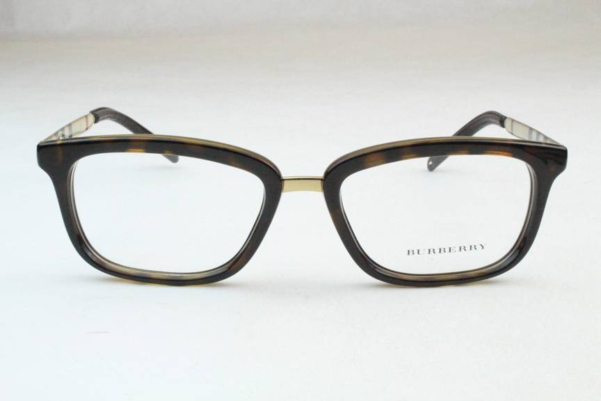 New Burberry BE 2160 Q Eyeglasses Frames Havana Gold 3002 ...