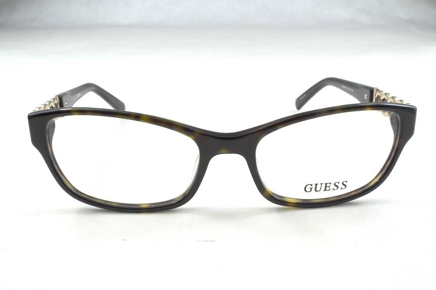New Guess GU 2380 Eyeglasses Frames Tortoise TO Authentic 53mm