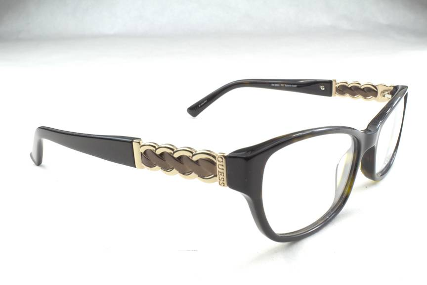 New Guess Eyeglass Frames : New Guess GU 2380 Eyeglasses Frames Tortoise TO Authentic 53mm
