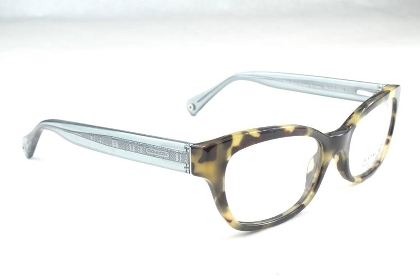 New Coach HC 6042 Hadley Eyeglasses Frames Dark Vintage ...
