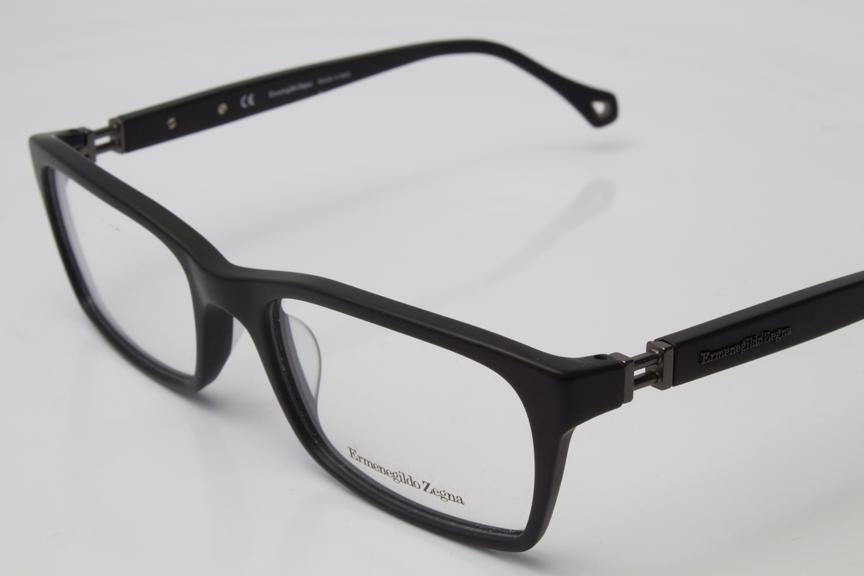 NEW Ermenegildo Zegna VZ3662N Eyeglasses Frames Matte ...
