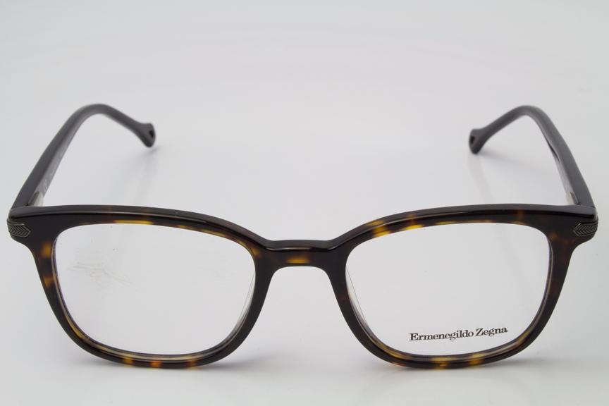 Ermenegildo Zegna Eyeglass Frame : NEW Ermenegildo Zegna VZ3671N Eyeglasses Frames Dark ...