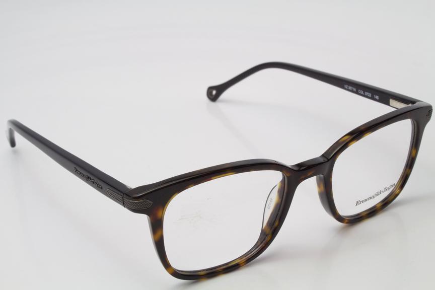 Zegna Eyeglass Frames : NEW Ermenegildo Zegna VZ3671N Eyeglasses Frames Dark ...
