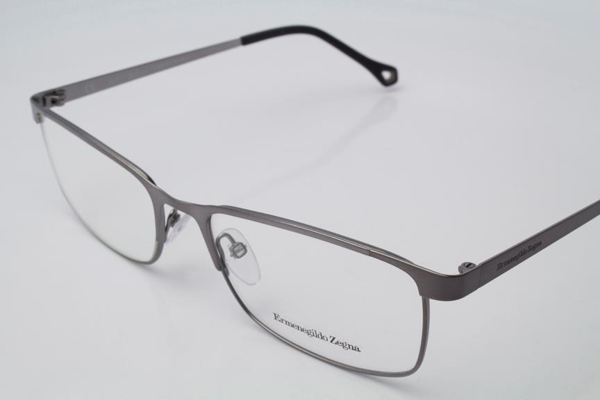NEW Ermenegildo Zegna VZ3360 Eyeglasses Frames Titanium ...