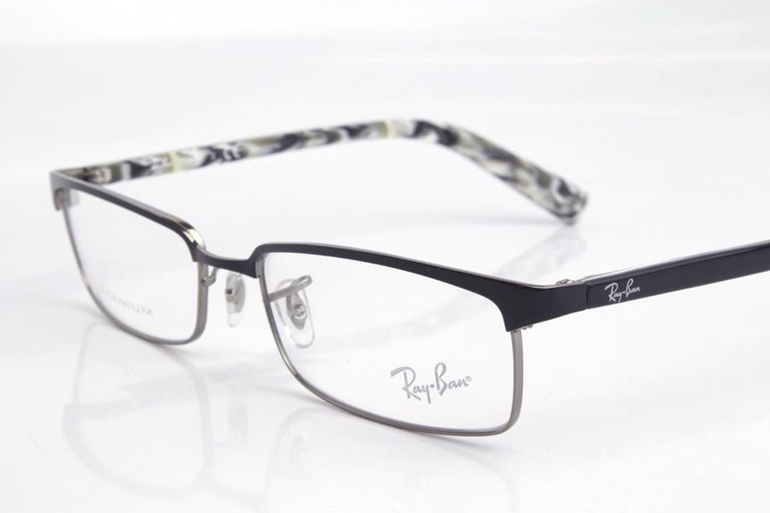Ray Ban Titanium Glasses Frames : New Ray-Ban Titanium RB8633 RB 8633 Eyeglasses Frames 1017 ...