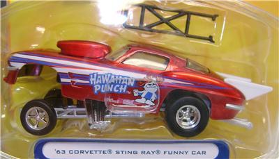 1963 CHEVY CORVETTE STING RAY JADA DIECAST 164