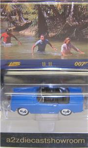 DR. NO JAMES BOND 007 JOHNNY LIGHTNING DIECAST 164