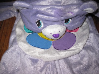 Baby Toddler Girl 2T Carebear Care Bear Halloween Costume
