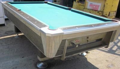 Vintage Fischer Pool Table Images Vintage Fischer Pool Table - Coin operated pool table parts