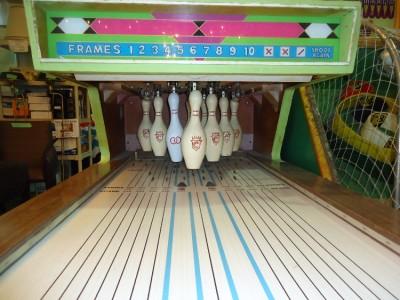 shuffleboard bowling machine for sale