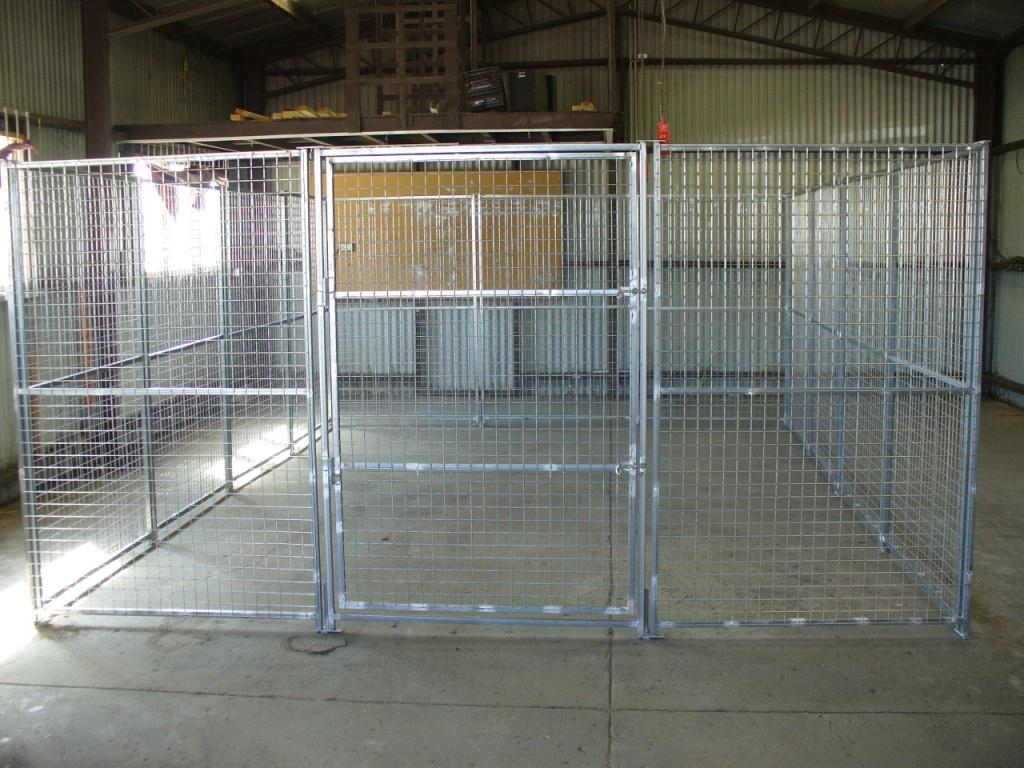 Portable dog run pen enclosure chook chicken fencing cage for Dog fence enclosure