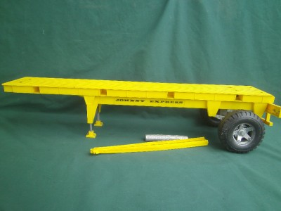 Johnny Express Toy Truck http://www.ebay.com/itm/VINTAGE-ORIGINAL-JOHNNY-EXPRESS-TOPPER-TOYS-TRUCK-TRAILER-PARTS-REPAIR-MANUAL-/271200785669