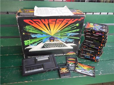magnavox odyssey 2 hook up Shop from the world's largest selection and best deals for consoles magnavox odyssey 2 2 joysticks, tv hook up box up for sale is a usedmagnavox odyssey 2.