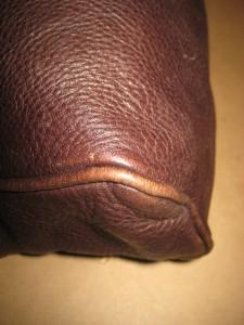Leather Hobo Satchel Baguette Shoulder Purse Simple Bag Canada
