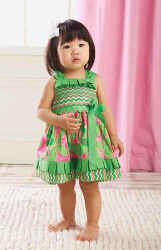 Mud-Pie-Little-Sprout-Pleated-Ruffle-Sun-Dress-0-6M-9-12M-12-18M-2T-3T-NEW