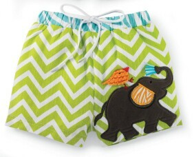 Mud-Pie-Baby-Boy-Safari-Collection-Elephant-Swim-Trunks-9-12M-12-18M-2T-3T-NEW