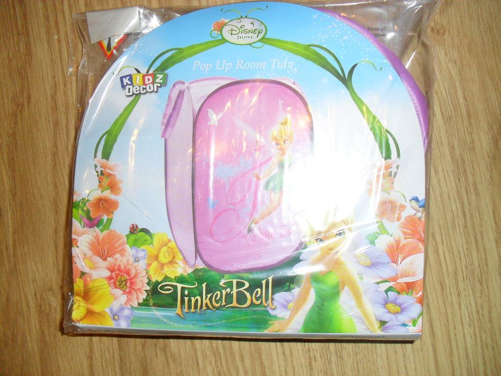 Tinkerbell summary story