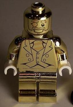Lego Minifigures Bump Code For Mr Gold | Upcomingcarshq.com