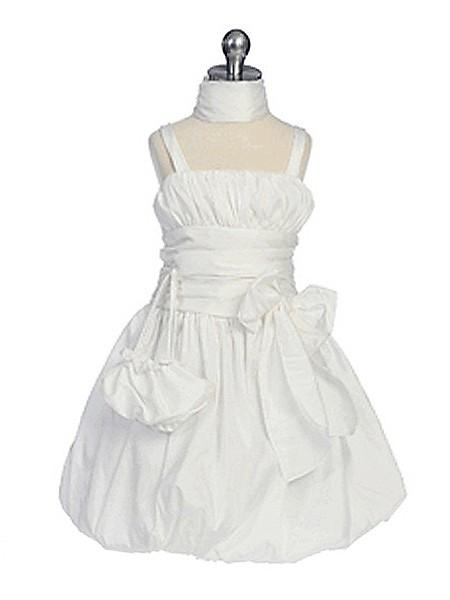 White Flower Girl Dresses Size 16 9