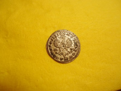 1751 silver colonial coin really nice details lots of luster a beauty