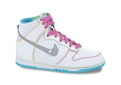 huge discount 1ec4a 91958 Girl High Top Nike Dunks