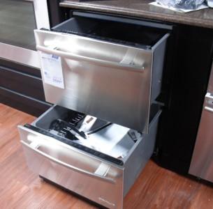 Jenn Air Jdd4000aws Double Drawer Dishwasher Ebay