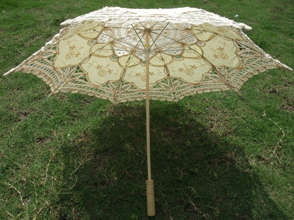 Lace umbrella parasol - TheFind