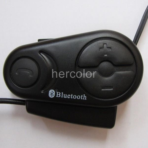 motorcycle helmet bluetooth bt headset intercom 500m ebay. Black Bedroom Furniture Sets. Home Design Ideas