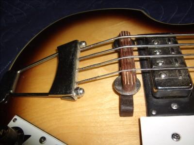 Vintage Beatle Bass Guitar Made In Japan Violin Viola Ebay