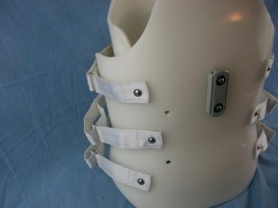 turtle shell back brace - 400×300